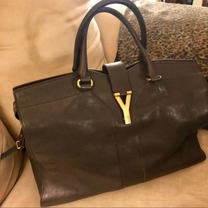 YSL Cabas Large Tote